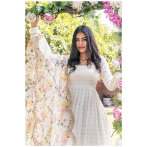 beautiful cotton Gown