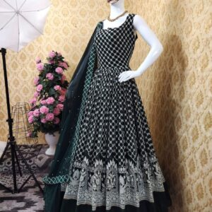 Latest design Gown