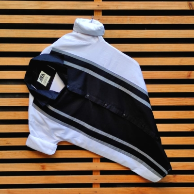 Double sided shirts for mens